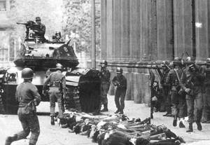 The  September 11, 1973 US Sponsored Military Coup in Chile